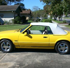 1993 Ford Mustang LX V8 Convertible for sale 101098526