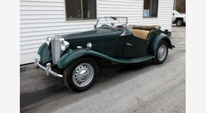 1953 MG MG-TD for sale 101098593