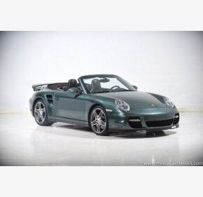 2008 Porsche 911 Turbo Cabriolet for sale 101098885