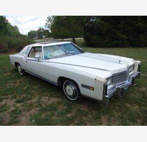 1978 Cadillac Eldorado for sale 101099403