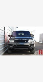 2016 Land Rover Range Rover Sport Supercharged for sale 101099423