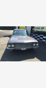1962 Cadillac Series 62 for sale 101099485