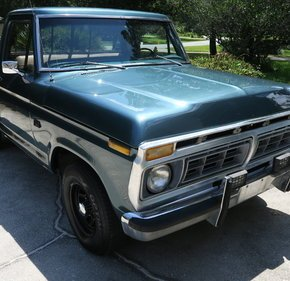 1976 Ford F100 2WD Regular Cab for sale 101099493