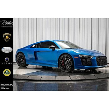 2018 Audi R8 V10 Coupe for sale 101099513