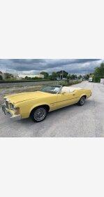 1973 Mercury Cougar for sale 101099730