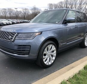 2019 Land Rover Range Rover HSE for sale 101099843