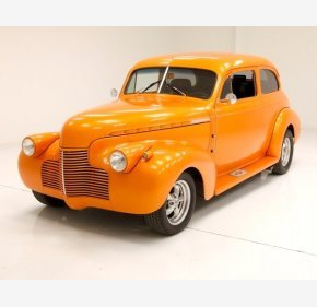 1940 Chevrolet Master Deluxe for sale 101099928