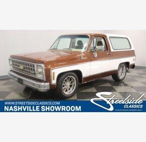 1980 Chevrolet Blazer for sale 101100234
