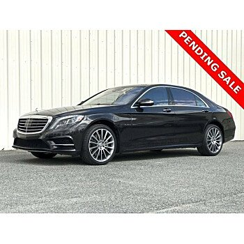 2015 Mercedes-Benz S550 Sedan for sale 101100393