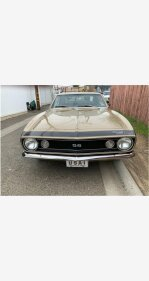 1967 Chevrolet Camaro for sale 101100545