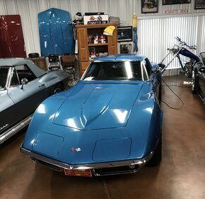 1969 Chevrolet Corvette Coupe for sale 101100640