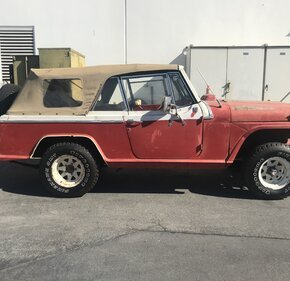 1967 Jeep Jeepster for sale 101101080