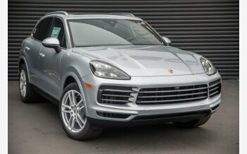 2019 Porsche Cayenne for sale 101101086