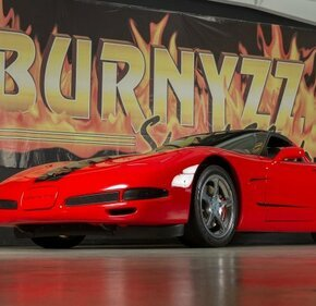 2002 Chevrolet Corvette Coupe for sale 101101292