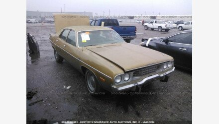 1973 Plymouth Satellite for sale 101102385