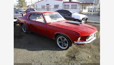 1969 Ford Mustang for sale 101102581
