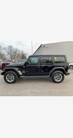 2019 Jeep Wrangler 4WD Unlimited Sahara for sale 101102901
