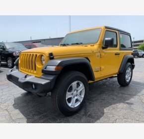 2019 Jeep Wrangler for sale 101102906