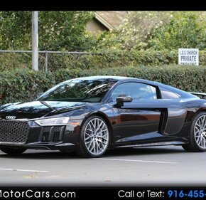 2017 Audi R8 V10 plus Coupe for sale 101104128
