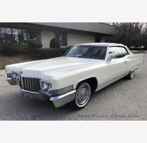 1970 Cadillac De Ville for sale 101104149