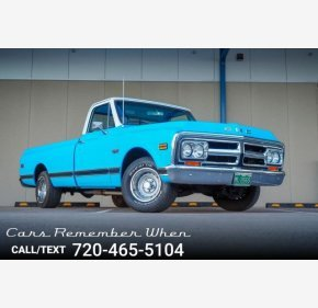 1972 GMC C/K 1500 for sale 101104416