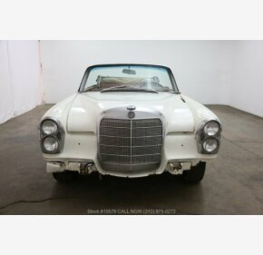 1967 Mercedes-Benz 250SE for sale 101104542