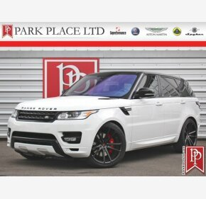 2016 Land Rover Range Rover Sport Autobiography for sale 101104543