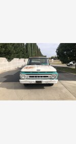 1961 Ford F100 2WD Regular Cab for sale 101105173