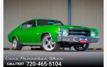 1971 Chevrolet Chevelle for sale 101106352