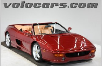 1999 Ferrari F355 Spider for sale 101106430