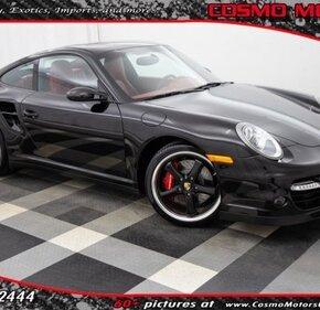 2007 Porsche 911 Turbo Coupe for sale 101106610