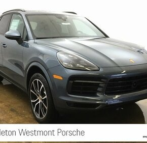 2019 Porsche Cayenne S for sale 101106614