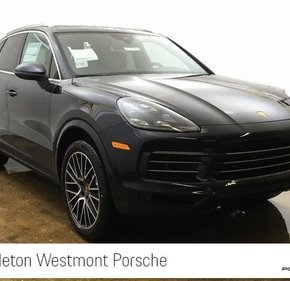 2019 Porsche Cayenne S for sale 101106616
