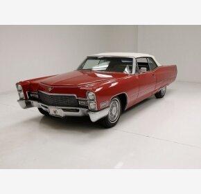 1968 Cadillac De Ville for sale 101106835