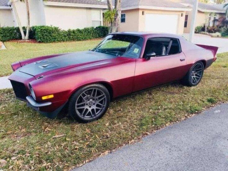 1972 Chevrolet Camaro for sale near Cadillac, Michigan 49601