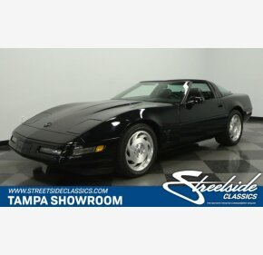 1996 Chevrolet Corvette for sale 101107206