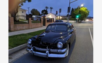 1951 Mercury Other Mercury Models for sale 101107213