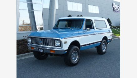 1972 Chevrolet Blazer for sale 101107221
