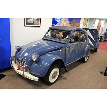 1965 Citroen 2CV for sale 101107255