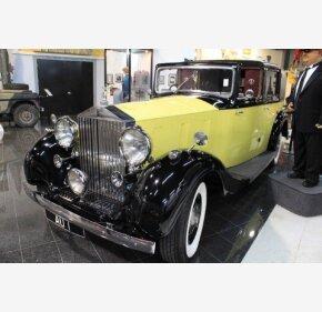 1937 Rolls-Royce Phantom for sale 101107302