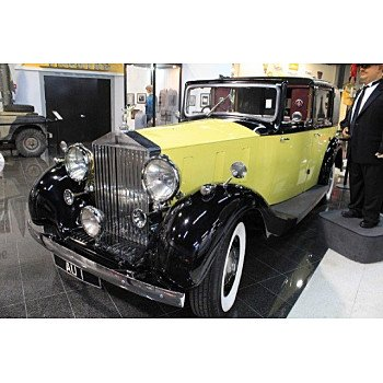 1937 Rolls-Royce Phantom for sale 101107302