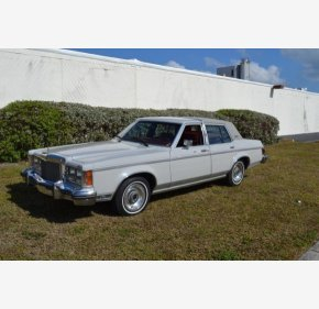 1979 Lincoln Versailles for sale 101107322