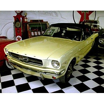 1965 Ford Mustang for sale 101107371