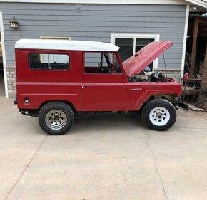 1969 Nissan Patrol for sale 101107507