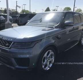2019 Land Rover Range Rover Sport HSE for sale 101108088