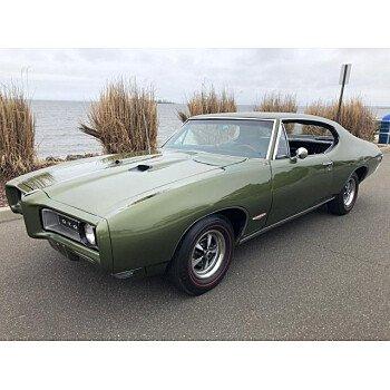 1968 Pontiac GTO for sale 101108095