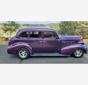 1939 Chevrolet Master Deluxe for sale 101108108