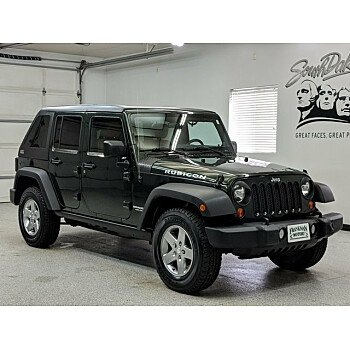 2011 Jeep Wrangler 4WD Unlimited Rubicon for sale 101108160
