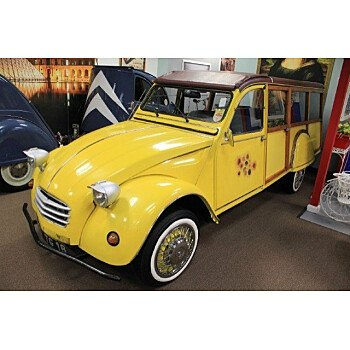 1986 Citroen 2CV for sale 101108267
