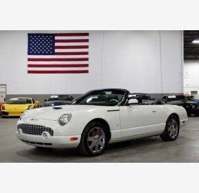 2003 Ford Thunderbird for sale 101108515